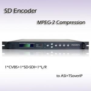 IPTV SD Encoder UDP/RTP IP streaming Output Manufactures