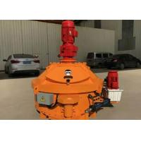 Low Noise Block Making Planetary Mixer High Homogenization Hydraulic Concrete Mixer Manufactures