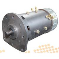 China 1.1KW 24V Direct Drive Motor , 2160 RPM 127mm O.D. Small Hydraulic Motor on sale