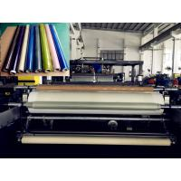 China Hot Melt Adhesive TPU Film Extrusion Machine , TPU Film Coating Production Line on sale