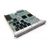 WS-X6848-TX-2T= Cisco Network Module Catalyst 6500 Series Switch Ethernet Module Manufactures