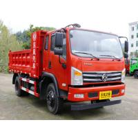 Euro V Dongfeng 4x2 Middle Duty Dump Truck EQ3180G For Peru Manufactures