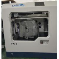 Quality Auto Leveling ULTEM 3D Printer CreatBot F430 With 4.3 Inch Color Touch Screen for sale