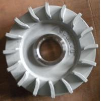 Wear Resistant Material Submersible Slurry Pump Parts For Dredging Machine Manufactures