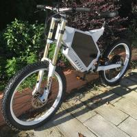 Fat Shock Absorber Electric Assist Mountain Bike Eco - Friendly For Adult
