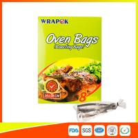 Household Foldable Oven Cooking Bags / Oven Roasting Bags For Chicken 35*43CM Manufactures