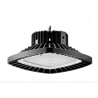 Square LED High Bay Lights 150W 90-277Vac Input , Industrial High Bay LED Lighting Manufactures