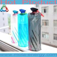 China 700ml Plastic Collapsible Water Container Carrying And Storing Drinking Water on sale