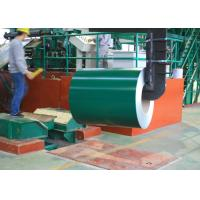 DX51D Prepainted Galvanized Steel Coil for Roof / Sandwich Panel CGCC , EN10169 Standard