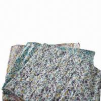 100% cotton bubble printed fabric, soft texture Manufactures