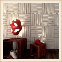 China China Painted 3D Ceiling Tile Wall Panel For Home Interior Decor on sale