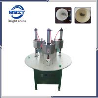 good price manual China SS304  plastic tea cup sealing machine with good quality Manufactures
