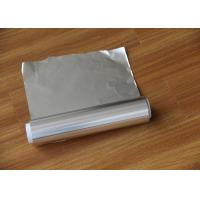 Catering Kitchen Cooking Aluminium Foil For Food Packaging 300mm Width x 100m Length FDA certificate Manufactures