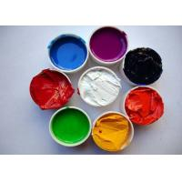 Strong Light Fastness Color Paste Vivid Luster For Decorative Coatings Manufactures