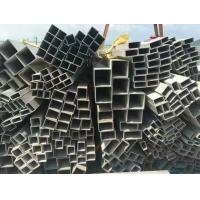 Grade 201 304 316L Square Welded Stainless Steel Pipe ASTM JIS GB EN Standard for Structure Manufactures