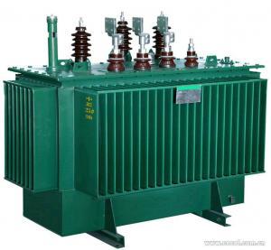 Energy Efficient Amorphous Alloy Transformer 40KVA 11KV For Power Plant Manufactures