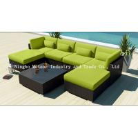 MTC-222 wicker rattan dining table wicker coffee tables wicker and rattan,huge size for 10 Manufactures