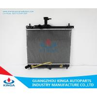 2016 High Performance Hyundai Radiator I10'09 AT PA16/26mm Auto Radiator Manufactures