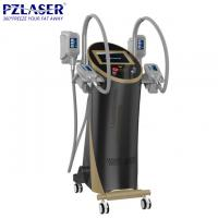 China Highly Safety Freeze Fat Burning Machine , Fat Removal Machine For Women on sale
