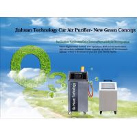 portable Negative Ion Generator Car Air Purifier ionizer with ozone device Manufactures