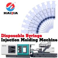 China Plastic Injection molding machine specializing in the production of syringes on sale