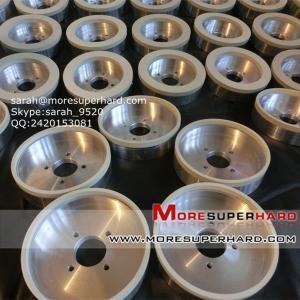 Diamond grinding wheel for carbide tools  sarah@moresuperhard.com