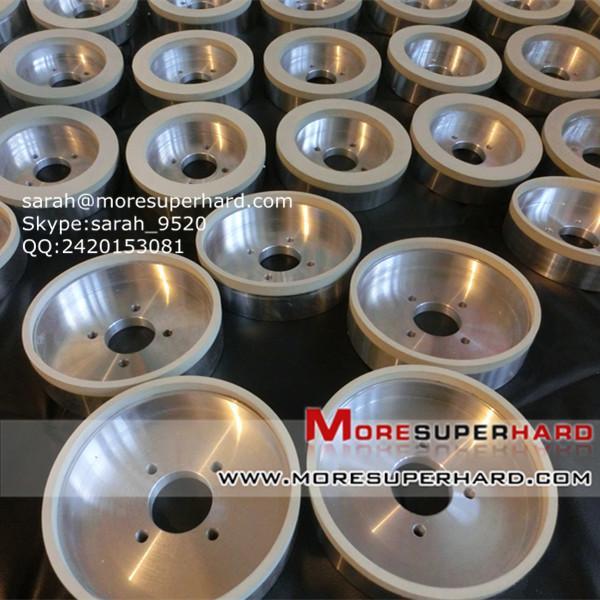 Quality Diamond grinding wheel for carbide tools  sarah@moresuperhard.com for sale