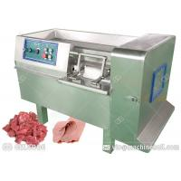 Multifunctional Meat Processing Machine Frozen Meat Cutting Equipment CE Certification Manufactures