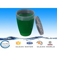 Green liquid Natural Drain Chemical Deodorizer Cleanwater PH 7 Safe Environmental Protection Manufactures
