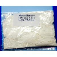 CAS 72-63-9 Dianabol Weight Loss Cutting Cycle Steroids Powder Metandienone / D-bol Manufactures