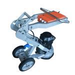 Industrial Small Concrete Floor Grinder Machine For Epoxy Floor Garage Floor Grinding Manufactures