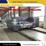 Automatic Flexo Printer Slotter For Corrugated Box Manufactures