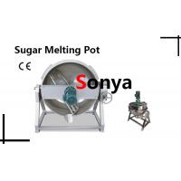 China sugar melting pot/sugar pot/cereal bar forming machine/cereal bar cutting machine on sale