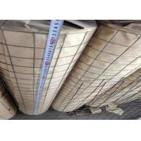 China 1'' Hole Electro Galvanzied Welded Wire Mesh 30 M Roll For Agriculture on sale