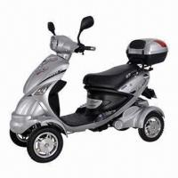 Electric Mobility Scooter with 350W Power and 4 Wheels Manufactures