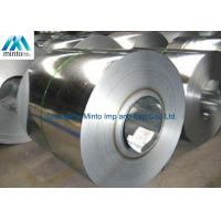 Quality Regular Spangle Aluminium Coated Steel Zinc Coil For Construction / Auto Parts for sale