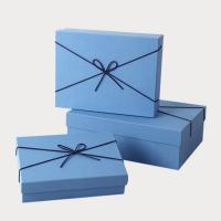 China Professional Custom Paper Storage Boxes Colored Gift Boxes For Christmas Presents on sale