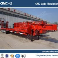 cimc 5 axles 130 tons low bed trailer for sale Manufactures