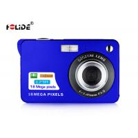 China Best seller 18 Megapixels cheap digital camera made  HD Digital Compact Camera 2.7 Inch TFT Lithium Battery 3.7V 600mAh on sale