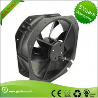 Ball Bearing DC Axial Exhaust Fan Blower / Electronic Computer Cooling Fans Manufactures