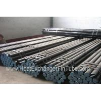 ASTM A214 ASME SA214 welded Boiler Seamless Carbon Steel Tube , GB9948 10 20 12CrMo 15CMo Manufactures