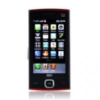 China A1000 WiFi TV Dual Sim Card Quad Band Dual Camera Flat Touch Screen Cell Phone  on sale