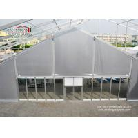 25m Span TFS Marquee Tent Silvery PVC Flame Retardant Roof for 1000 Person Outdoor Events Manufactures