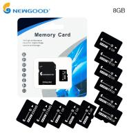 China Offer 2GB,4GB,8GB 16GB 32GB 64GB 128GB 256GB Memory Card, micro sd card, tf card hiqh quality high speed full capacity on sale