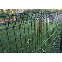 Steel Wire Fence Panels 9  X 2 inch X 2 inch Gauge for Road Site Purpose Manufactures