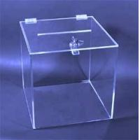 acrylic suggestion box Manufactures