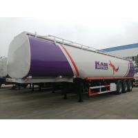 CLW 9402GYY CLW brand 42.-45cbm fuel tanker semi-trailer for sale, factory sale best price carbon steel 45m3 oil tank Manufactures