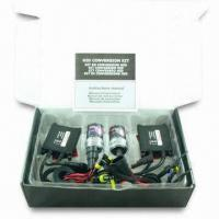 HID Xenon Kit, Suitable for Both Cars and Trucks, Super Slim Ballasts Manufactures