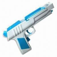 Video Game Enhancer/Gun for Wii Plug with Remote Control Manufactures
