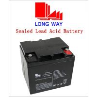 12V wheel chair sealed lead acid 45ah rechargeable battery VRLA battery supplier Manufactures